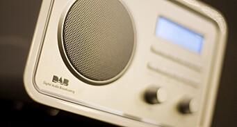 Så langt i år har den totale radiolyttingen falt med bare 3,7 prosentpoeng. De mange små kanalene vokser raskt