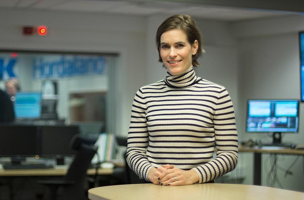 Dyveke Buanes blir ny sjef i NRK Hordaland. .