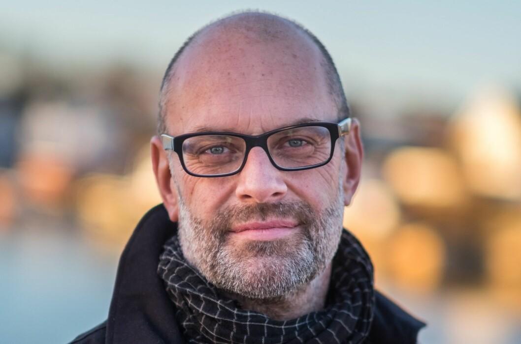 Morten Rød blir distriktsredaktør i sør.