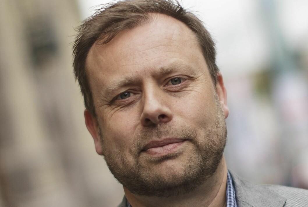 Direktør forbrukermarked Haakon Johansen i Amedia.