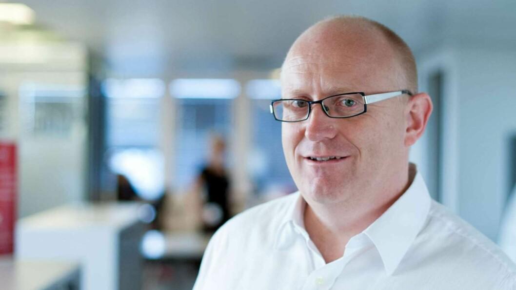 Christian Birkeland - nå administrerende direktør i RiksTV.