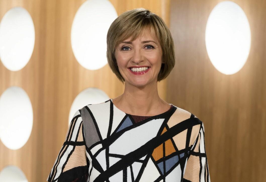 Solveig Barstad - programleder for TV 2 Hjelper deg gjennom 500 sendinger.