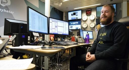 P3nyheters gruppeleder fra Tyholt til Marienlyst: Even Nielsen skal jobbe med sosiale medier i NRK Nyheter
