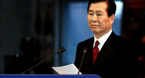 Da Norske Avisers Landsforening ble dratt inn i den sørkoreanske presidentens kampanje for å få fredsprisen