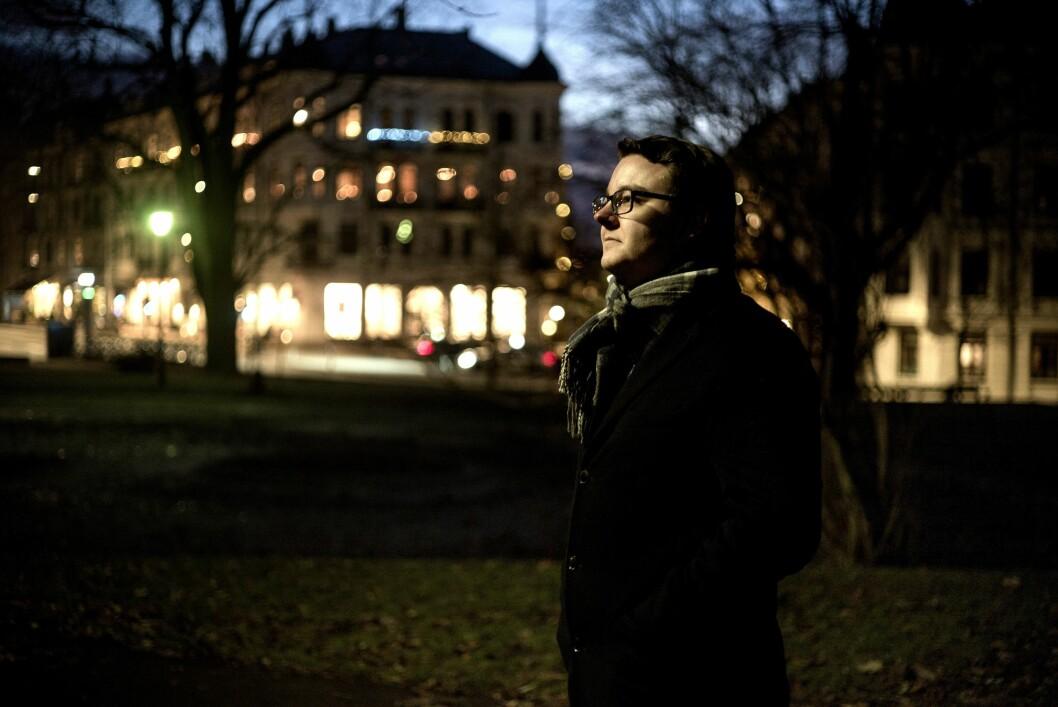 ESPEN TEIGEN (24) er politisk rådgiver for omstridte Sylvi Listhaug.