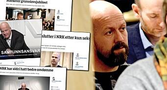 NRK skiller ikke mellom journalistikk og PR på nett. Og gir infoavdelingens ansatte byline som «journalist»