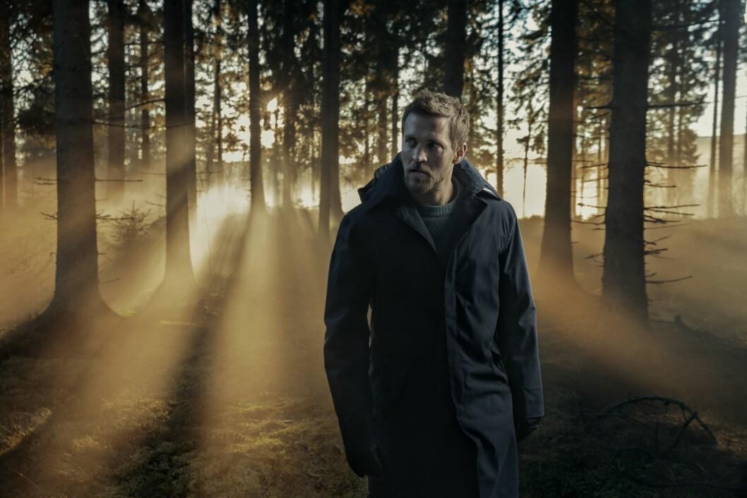 Tobias Santelmann tilbake på skjermen til høsten.