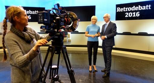 I kveld får politikerne snakke og programlederne skal ta mindre plass. NRK kjører «retrodebatt» etter reglene fra 1983
