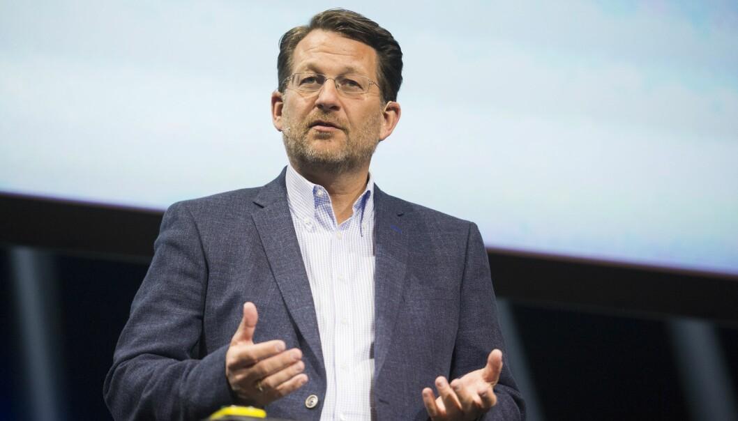 Administrerende direktør i TVNorge og Discovery Networks, Harald Strømme.
