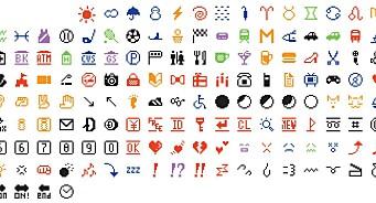 New Yorks museum for moderne kunst stiller ut de 176 originale japanske emoji-tegnene