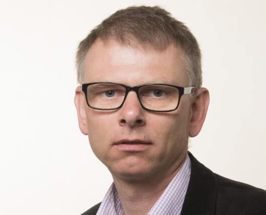 Nyhetsredaktør Ole Kristian Bjellaanes i NTB. (Foto: Håkon Mosvold Larsen / NTB scanpix).