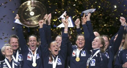 Tidenes beste seertall for TV3 - 1.700.000 var innom EM-finalen i håndball