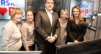 Bauer Media klabber til og dabber opp: Radio Norge lanserer flere kanaler og nye programmer