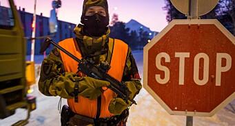 Hæren vil ha strengere fotoforbud - og rett til å straffe journalister og andre som tar bilder. Det får NJ til å reagere kraftig