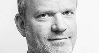 Baard Ole Grøtta fra Åndalsnes blir ny driftsansvarlig i NRK Møre og Romsdal