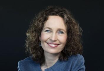 Direktør Henriette Christiansen i Egmont Fonden.