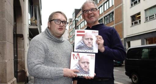 Juleboka fra =Oslo og Megafon ble en av årets bestselgere: Over 50.000 bøker er solgt