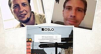 Se opp, Dagsavisen og Aftenposten: Nå lanseres en splitter ny nettavis for Oslo