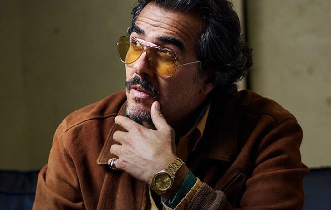 """Rafael Edholm regisserer, produserer og spiller i kommende """"Vendi Vidi Vici""""."""
