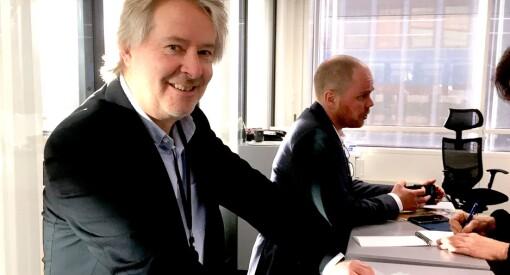 Torry Pedersen (59) gir seg som VG-sjef og blir styreleder for Schibsted-avisene. Gard Steiro (40) overtar allerede på mandag