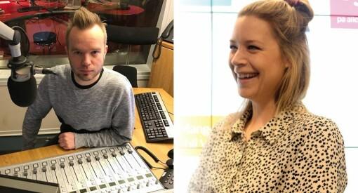 Bjørn og Bjørn på nye eventyr: Disse skal styre skuta i NRK P3 fremover