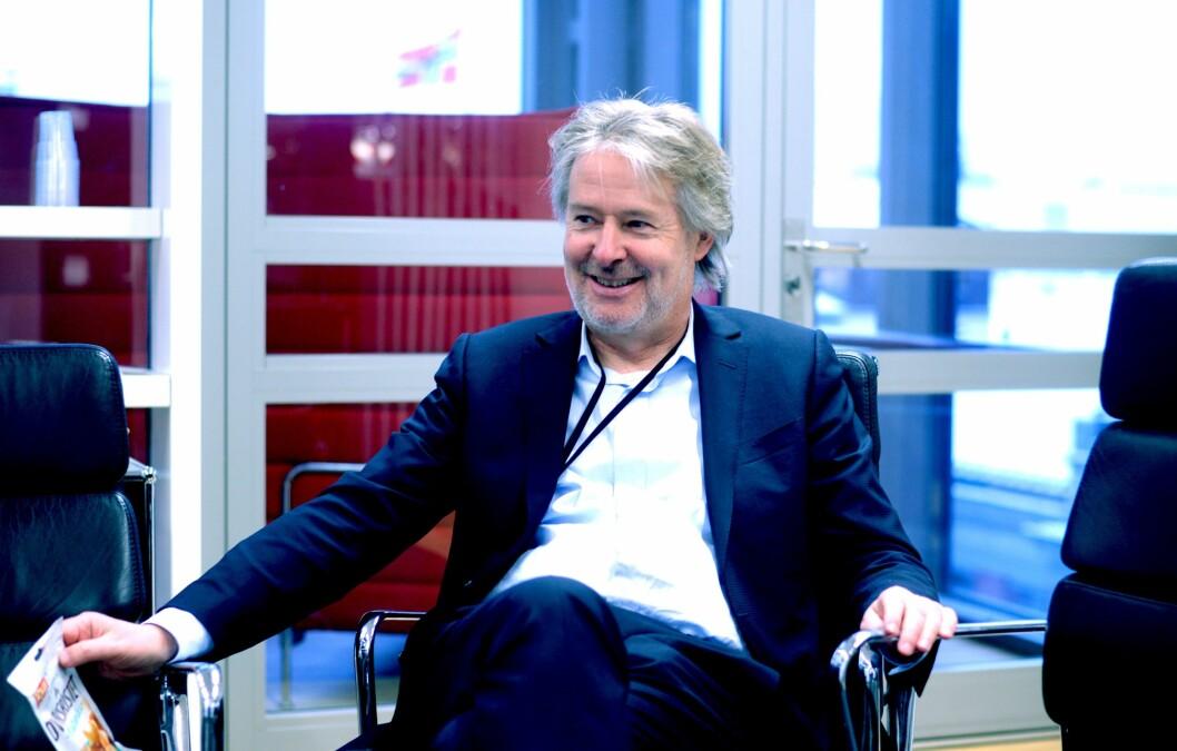 Fargerik, engasjert og godt humør: Slik kjenner vi avtroppende VG-sjef Torry Pedersen (59).