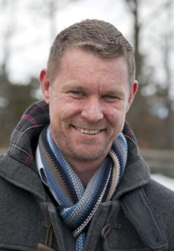 """Daglig leder i Novemberfilm, Kjetil Johnsen, er klar med nok en ny arbeidsplassreality - """"Oslo brenner"""" - for TV 2 Zebra."""