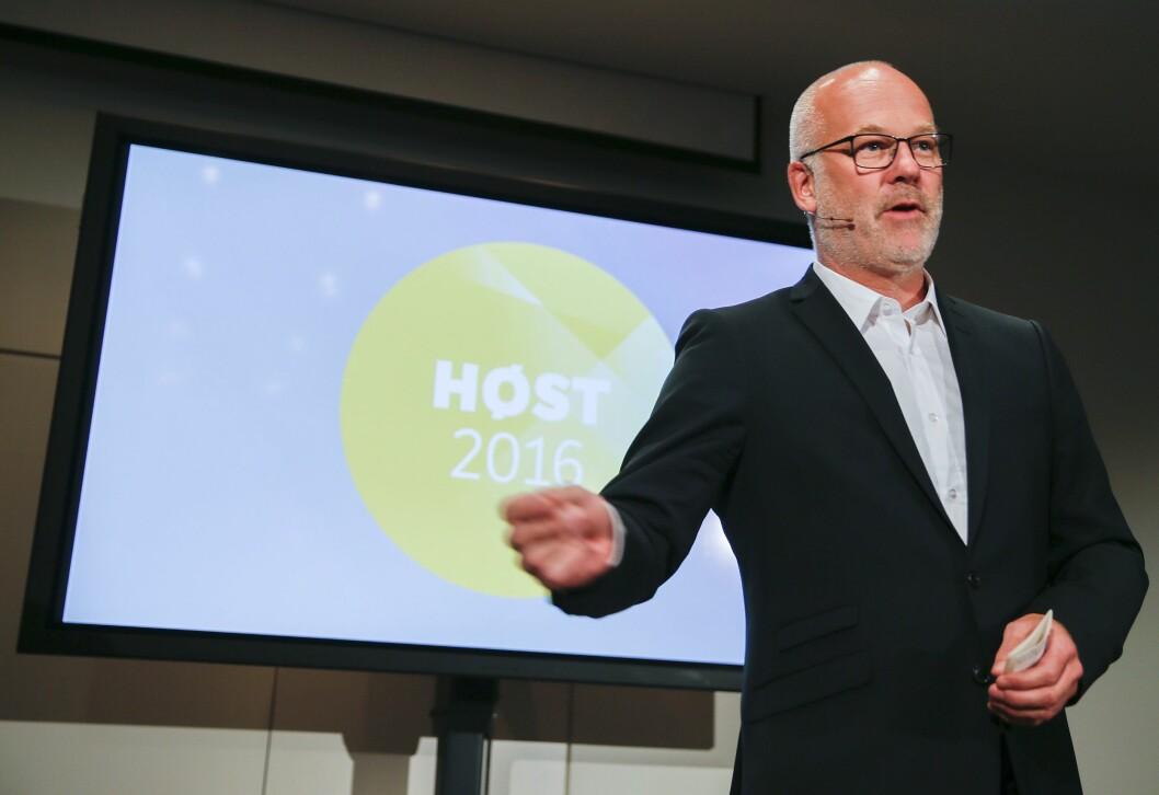 NRK-sjef Thor Gjermund Eriksen bør legge ned forbud mot å bortforklare gale prioriteringer. Og snarest sette i gang en prosess for å endre NRKs kurs for hele landet.
