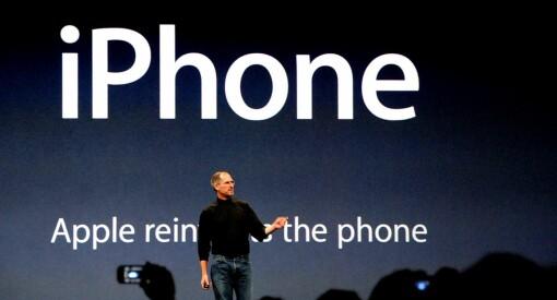 I dag er det ti år siden iPhone ble lansert - og forandret både folks hverdag og hele mediebransjen