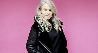 Astrid-Helen Holm (25) er ny redaktør for Side2 - skal gjøre nettstedet mer «lekent og jentete»