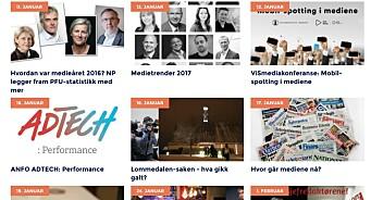 Sjekk ut Medier24s nye kalender - allerede 17 eventer på plass for de neste ukene