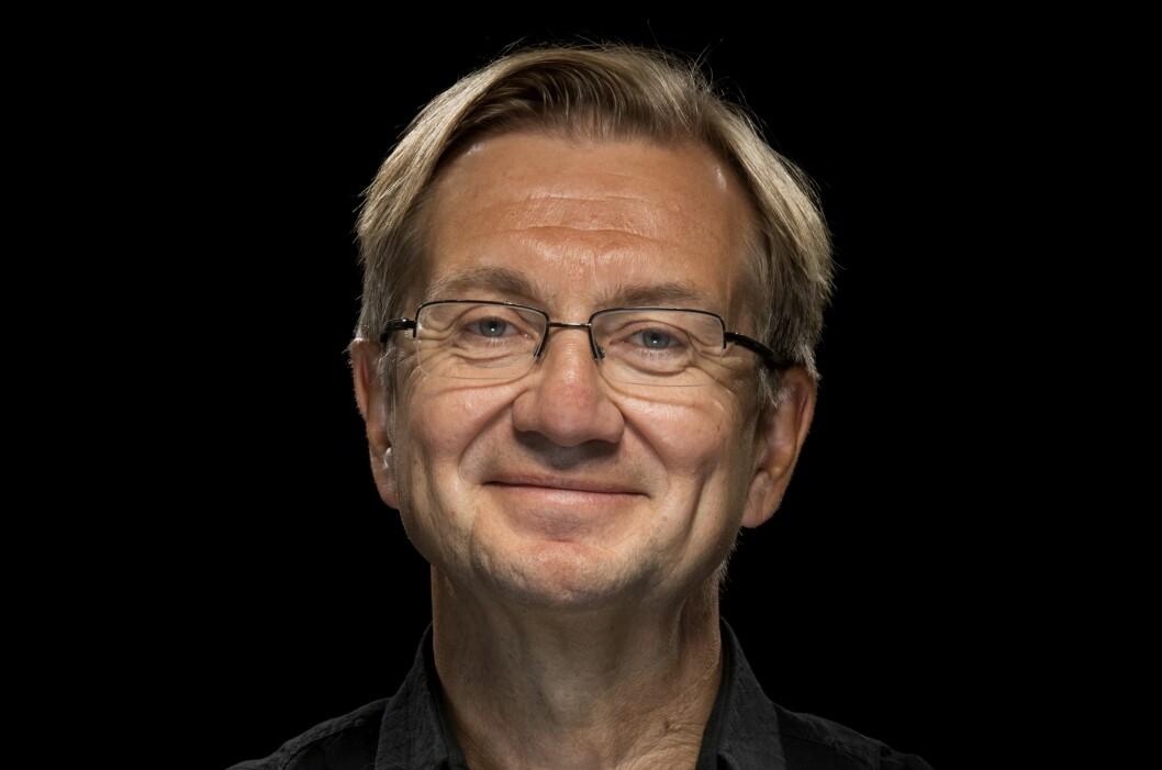Trygve Aas Olsen, fagmedarbeider og kursleder ved Institutt for Journalistikk