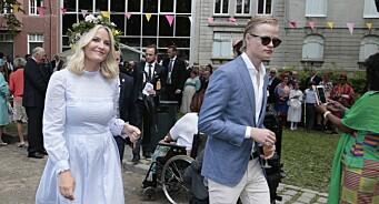 «Marius har blitt utsatt for et press fra deler av norsk presse jeg mener ikke er dem verdig»