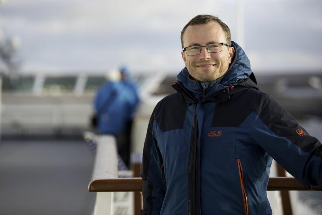 Svein Harald Lian slutter i TV 2 og blir kommunikasjonsrådgiver.