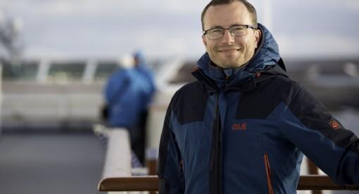 Svein Harald Lian fra TV 2 blir ny kommunikasjonsrådgiver i Hurtigruten