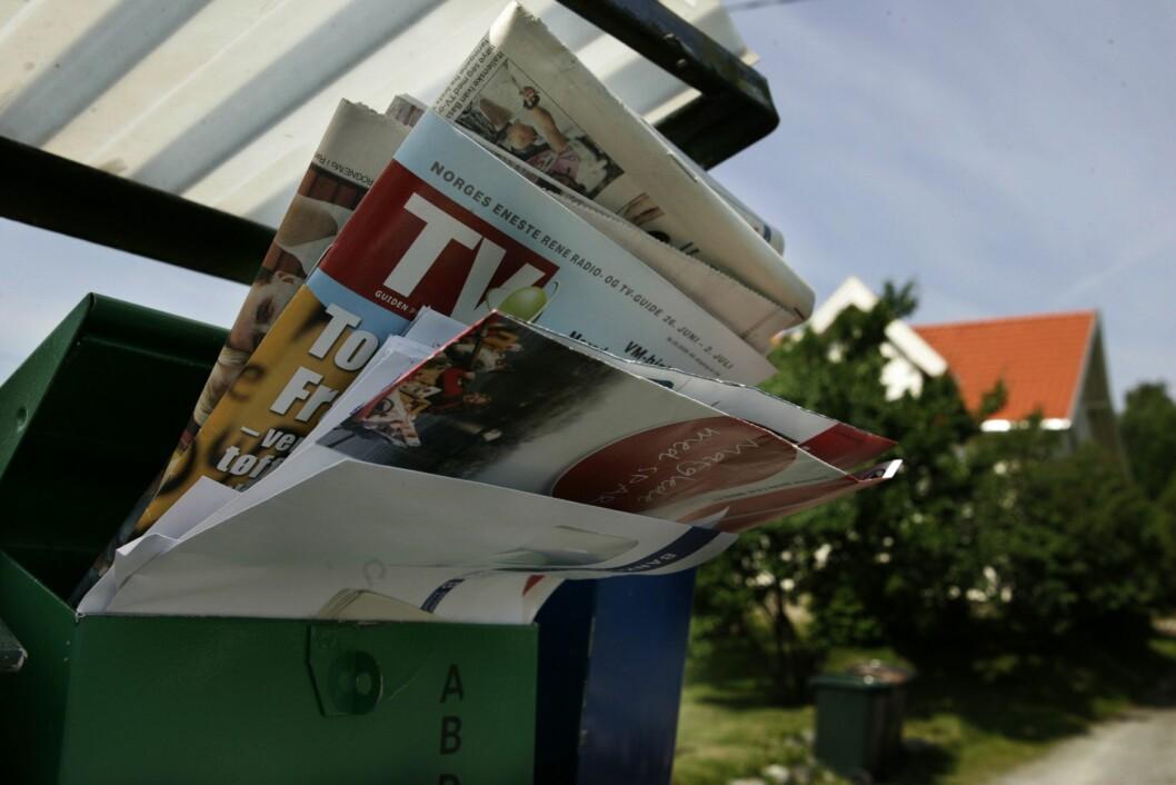 Det ble formidlet reklame for 9,77 milliarder kroner gjennom norske mediebyråer i fjor. Det er en økning på 0,3 prosent fra det foregående året.
