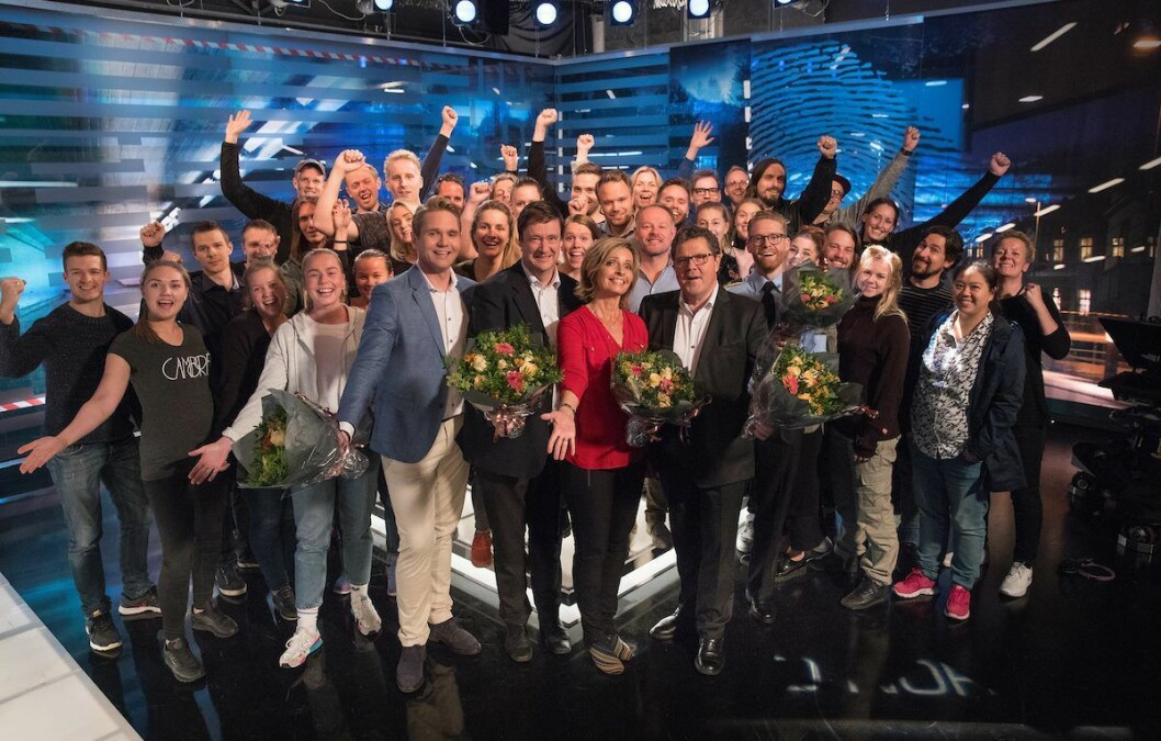 Åsted Norge, en av Mastiffs største suksesser de seneste åra.