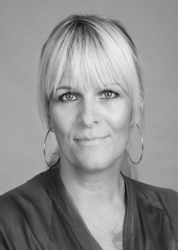 Kathrine Haldorsen, daglig leder i Mastiff.