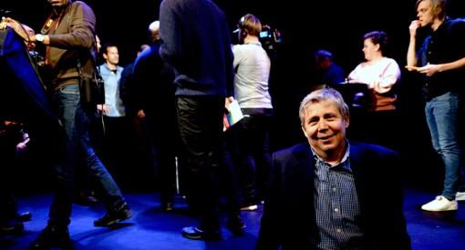 Frie tøyler og ingen regler, sier Eivind Landsverk om «Mandagsklubben». Nødt til å bli bråk, lover Harald Eia