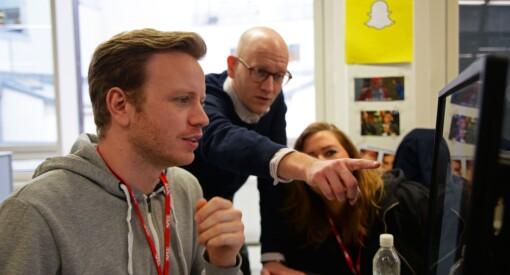 Snapchat lanserer «Show»: Får med seg sju norske medier - og avslører VGs Discover-tall