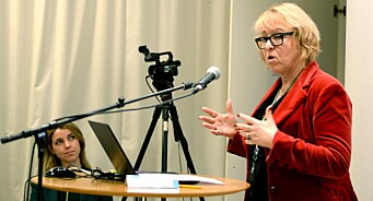 NRK lover bedre værmelding på distriktsnyhetene - men Grethe Gynnild-Johnsen forsvarer fortsatt de utskjelte endringene