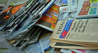 Ny internasjonal undersøkelse: Folk flest stoler på tradisjonelle medier