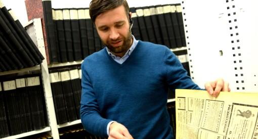 Er dette norgesrekord i PFU? Før påska kom rakk Finnmark Dagblad å bli felt hele fire ganger på tre måneder