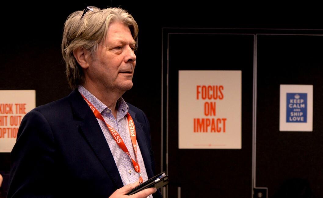 Nyhetsredaktør Erik Stephansen i Nettavisen.