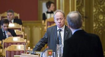 Frps Jan Arild Ellingsen vil bli ny kommunikasjonsdirektør i Helse Nord. I alt er det 22 som kjemper om jobben