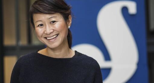 Camilla Kim Kielland (38) til Schibsted - skal jobbe med kommunikasjon for de norske mediehusene