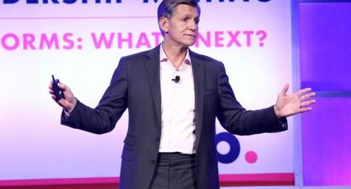 Mark Pritchard startet det digitale opprøret. Nå sier han igjen klart fra om hvordan mediebyråene og andre digitale aktører bør opptre framover