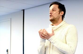 TORE NESHEIM, daglig leder for AdLINK Media.