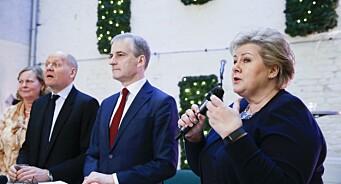 - Politikerne må slutte å krangle om virkemidlene og komme i gang med å omstille Norge til den digitale fremtiden