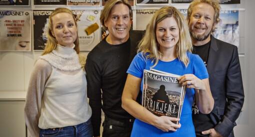 Dagbladet Magasinet møter fall med full makeover. Mindre format, mattere papir og hardere trøkk